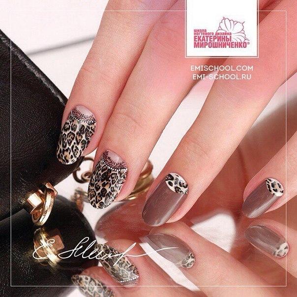 Emi для дизайна ногтей
