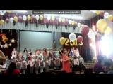 Выпускной начальной школы под музыку Nanobii - Rainbow Road (Original Mix). Picrolla