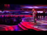Scotty McCreery - Amazed - w Judges Comments American Idol Top 3 Performances 51811