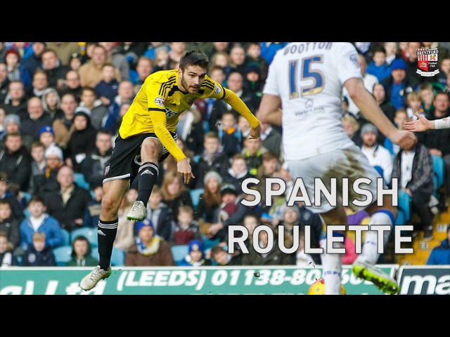 Spanish Roulette: Jon Toral turns Leeds United defenders inside out at Elland Road.