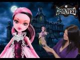 Monster High Draculaura Haunted обзор kemetalex