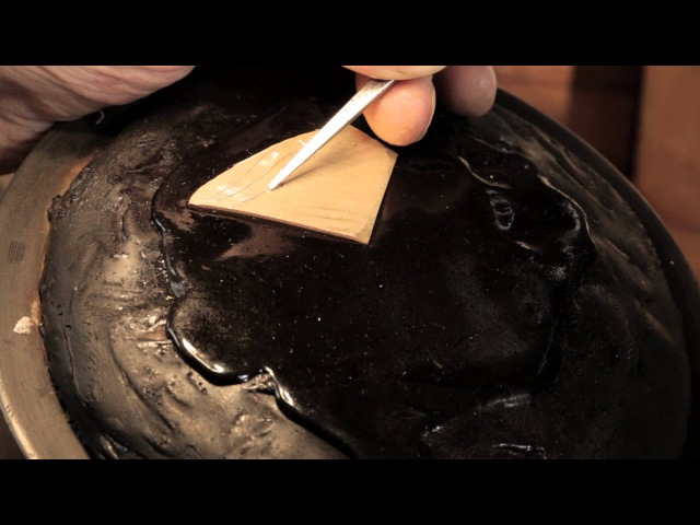 Yugen - the making of a tsuba by Ford Hallam