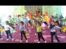 Танец с осенними листьями