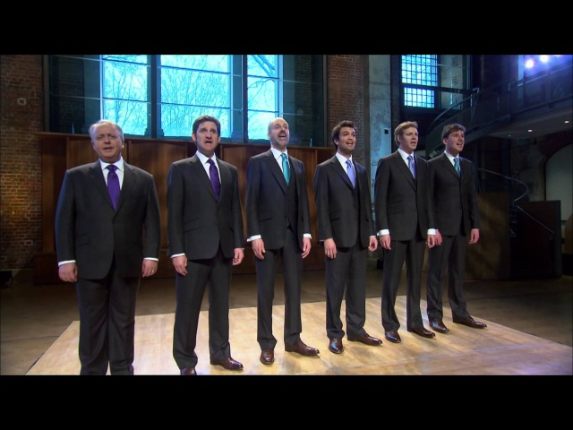 The King's Singers Gaudete