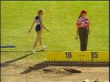 Inessa Kravets - 15.50m - Göteborg 1995
