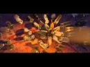 Мультик - Кот в сапогах - Драка в испанском стиле