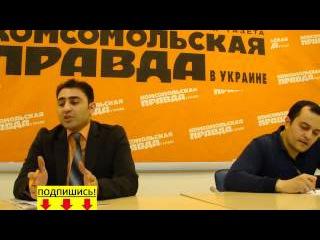 """Экстрасенс Хаял Алекперов: """"Что ждёт Украину, Россию и весь мир""""?!?"""