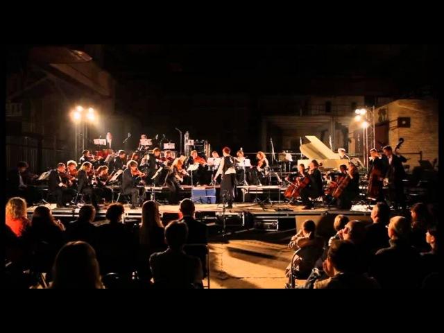 Giya Kancheli A Little Daneliade by New Era Orchestra GOGOLFEST 2012