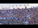 Фанаты Зенита поют Небо славян