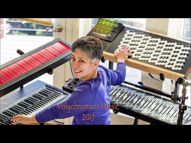What is Polychromatic Music - An introduction with comparison of modern microtonal instruments.