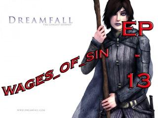 Dreamfall: longest journey ( Дримкор и головоломки в аркадии ) (EP - 13 )