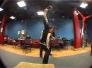 Актерское мастерство урок акробатики 1Actor training.