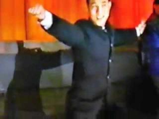 Джет Ли на премьере фильма Кулак легенды