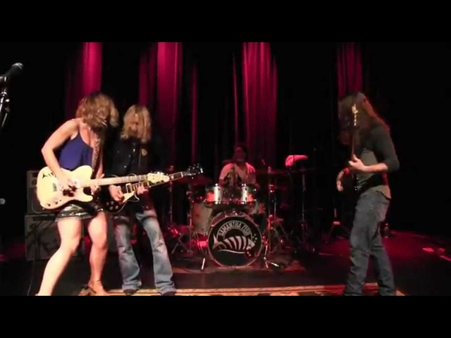 Sympathy For The Devil SAMANTHA FISH BAND w/Paul Nelson - 6/6/15 FTC