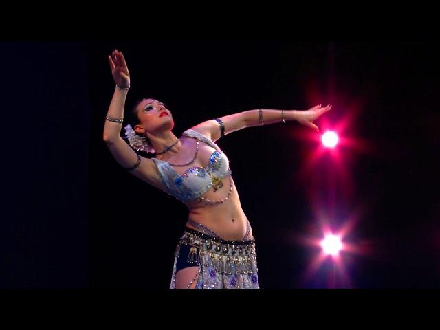 Irina Akulenko: Under the Weeping Tree Bellydance - Indian Fusion