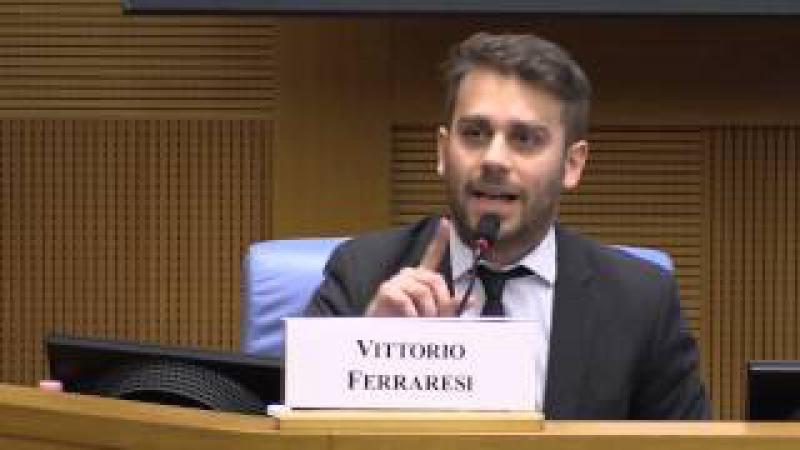 Vittorio Ferraresi (M5S): CORRUZIONE: IL NUOVO VOLTO DELLA MAFIA