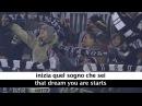 Juventus Theme Song Storia Di Un Grande Amore with Lyrics and Translation