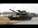 Колони із десятків танків та БМП вишикувалися у Новограді Волинському Житомир