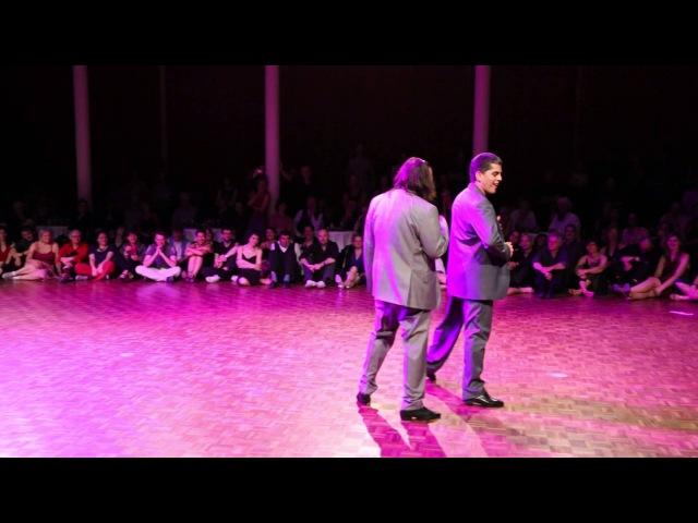 Showtanz Chicho Ruben OSTERTANGO Festival 14 Basel