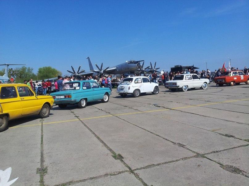 24-26 апреля. Old Car Fest 2 !  XKcLVPnPbqw