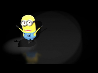 Minion singing and dancing to Ellie Goulding - Love Me Like You Do