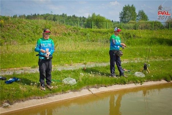 Pro Anglers League Trout 2015 (весенний этап)
