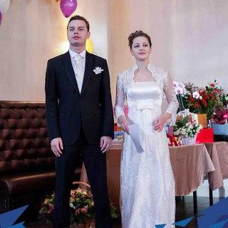 Свадьба оли и антона молодежка