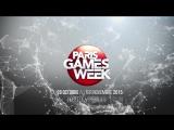 Paris Games Week 2015 конференция PlayStation по русски (старт 27.10.2015 20:00 МСК)