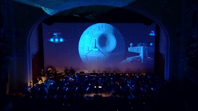 TWFE - MasterCard Priceless Surprises: Звездные Войны и Дарт Вейдер в Московской консерватории