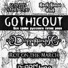 GothicOut ● 12 Cентября ● Rock House