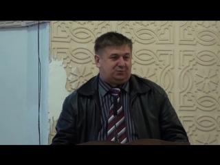 Свидетельство миссионера:Как они посвятили себя миссионерскому служению, Сергей Лошак