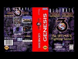 [SEGA Genesis Music] (Ultimate) Mortal Kombat 3 - Full Original Soundtrack OST