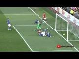 Radamel Falcao Goal - Manchester United vs Leicester 2-0
