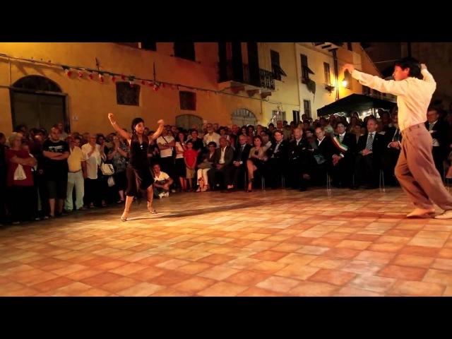 CHACARERA tango Octavio Fernandez y Corina Herrera, with canon 5d mark2
