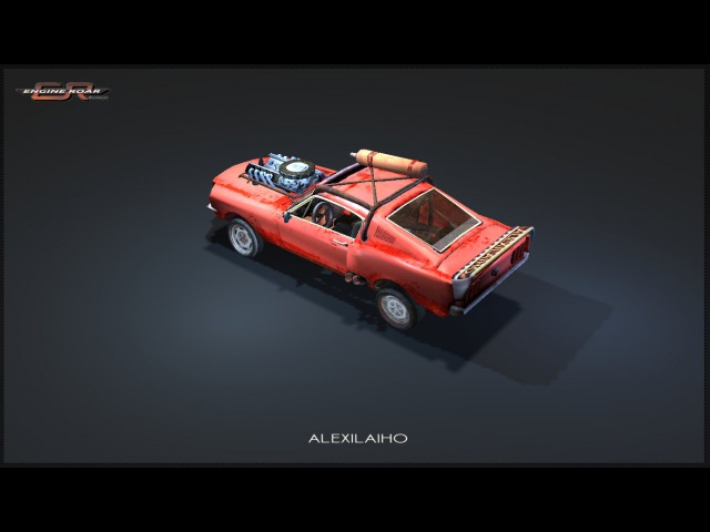 Engine Roar - ALEXILAIHO