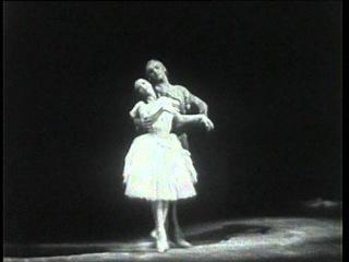 Marina Kondratieva and Maris Liepa - «Le Spectre de la rose» («Видение розы») (1967)
