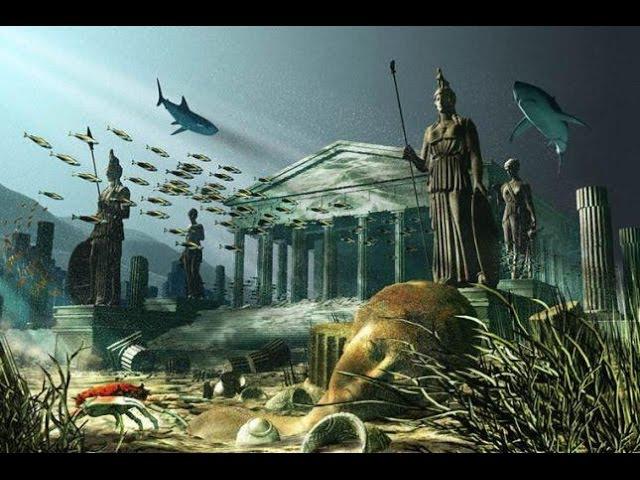 Атлантида.Реальность или фантастика.Документальный фильм