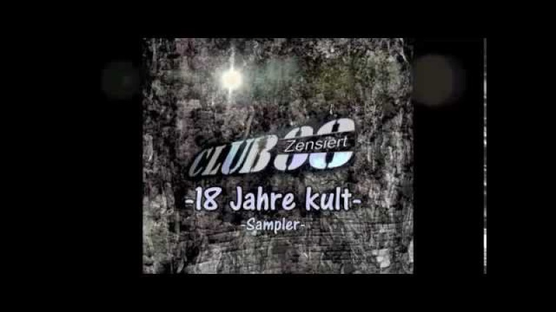 Promovideo Hörproben Sampler Club eighty-eight - 18 Jahre kult (2015)