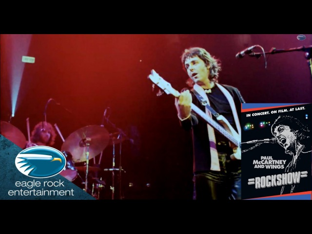 Paul McCartney Wings - Band On The Run (Rockshow) [HD]