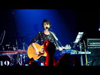 Земфира - Дождь для нас [КИНО cover] (Arena Moscow 12.12.2011)