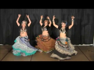 Damiana Dance Company - Cues and Tattoos, Serpents Muse 2015