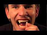 Halloween Tutorial How to custom fit Vampire Fangs by Scarecrow