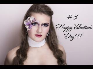 #3 Happy Valentine's Day!!! Makeup Tutorial | Kseniya Berry