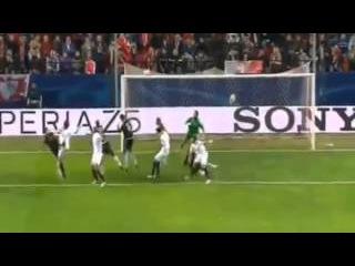 Llorente Goal ~ Sevilla Juventus 1 0 2015