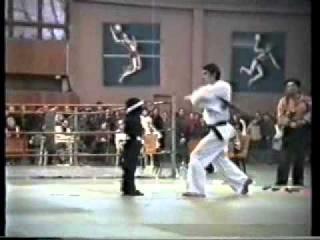 1992 Показательные выступления Олега и Давида Авдыш в спорткомплексе