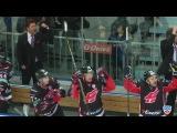 КХЛ (Континентальная хоккейная лига) Моменты из матчей КХЛ сезона 14/15 Гол. 4:4. Куляш Денис (Авангард) сравнивает счет матча в меньшинстве 01.01