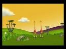 Gazoon Gazoon. Серия 23. Морковка по-африкански