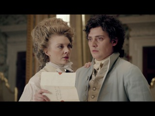 Behind the scenes exclusive - The Scandalous Lady W - BBC Two