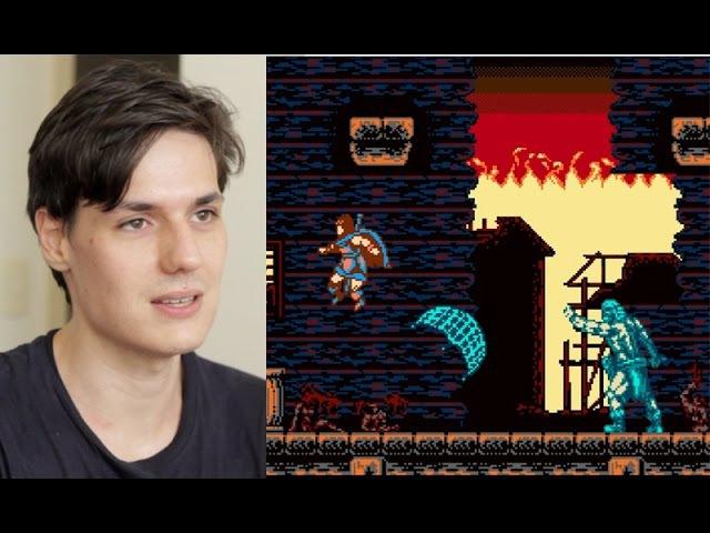 Odallus - Gameplay com o criador Danilo Dias (parte 1)