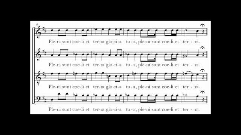 Sanctus Mass in G major DV167 Schubert смотреть онлайн без регистрации